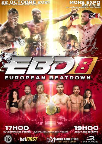 European Beatdown 8