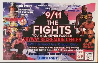 9/11 The Fights