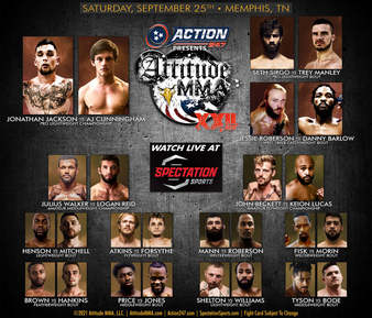 Attitude MMA Fights 22