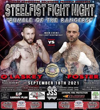 SteelFist FIght Night 79