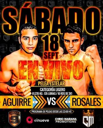 Aguirre vs. Rosalez
