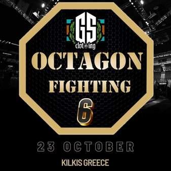 Octagon Fighting 6