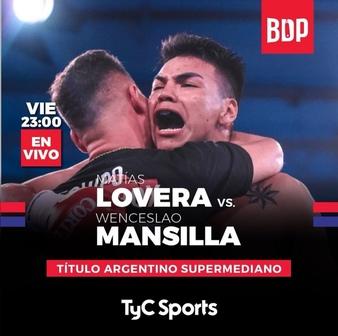 Lovera vs. Mansilla