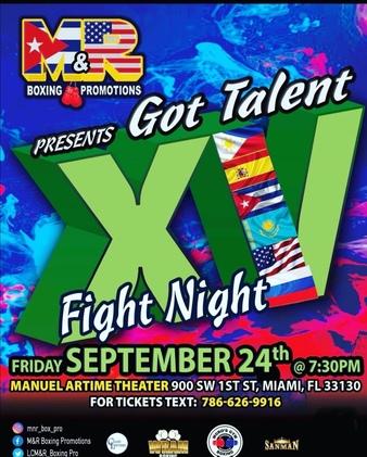 Got Talent XV