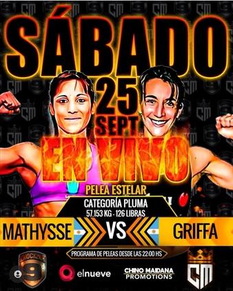 Matthysse vs. Griffa