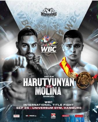 Harutyunyan vs. Molina