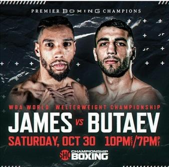 James vs. Butaev