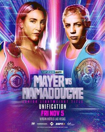 Mayer vs. Hamadouche
