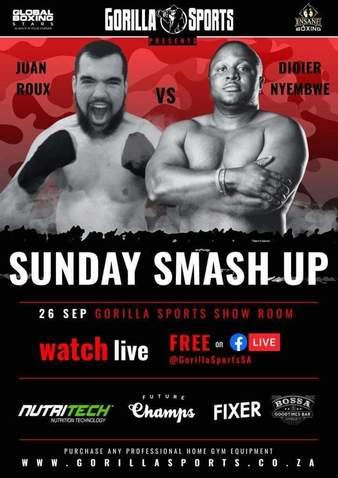 Sunday Smash Up