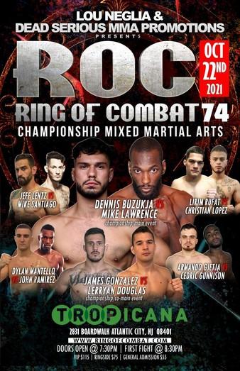 Ring of Combat 74