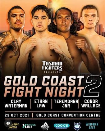 Gold Coast Fight Night 2