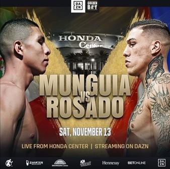 Munguia vs. Rosado