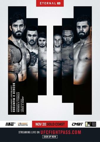 Eternal MMA 63