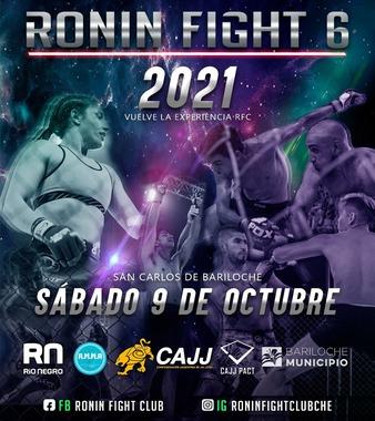 Ronin Fight 6