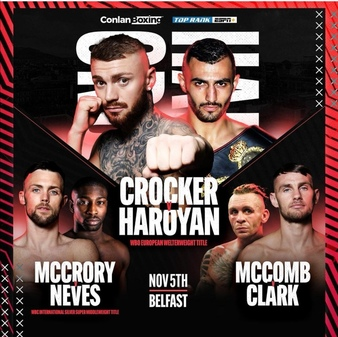 Crocker vs. Haroyan