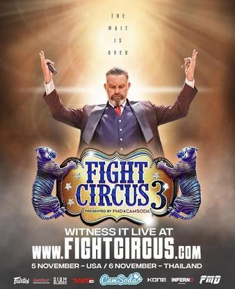 Fight Circus Vol.3