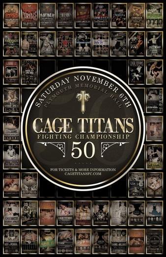 Cage Titans 50