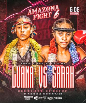 Amazona Fight 6