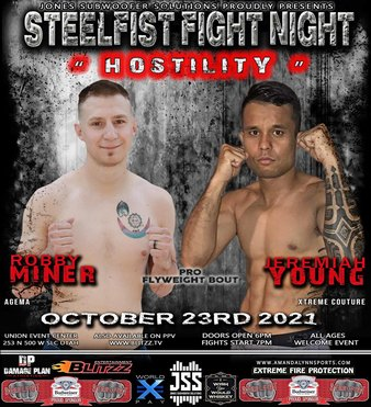 SteelFist Fight Night 80