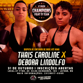 Champions Fight TF Team 11