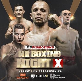 MB Boxing Night X