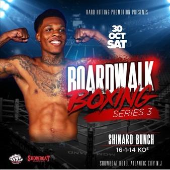 Boardwalk Boxing Series 3