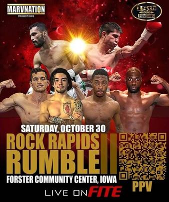 Rock Rapids Rumble II