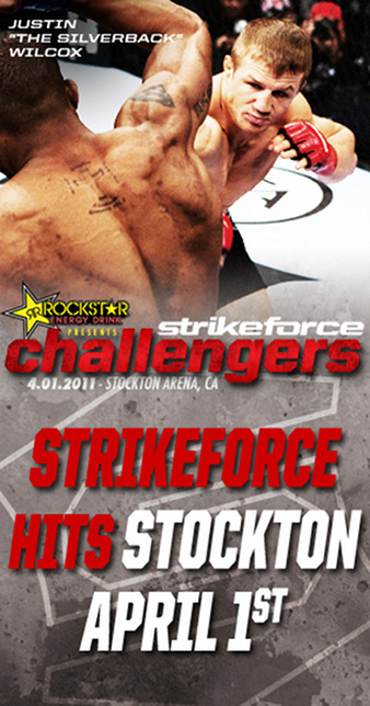 Strikeforce Challengers 15