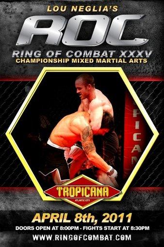 Ring of Combat 35