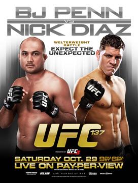 UFC 137