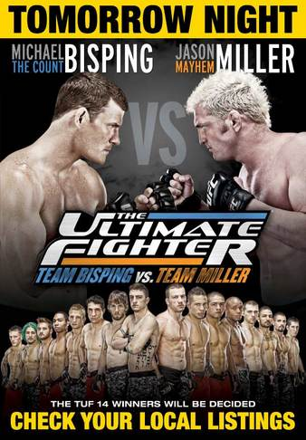 The Ultimate Fighter 14 Finale