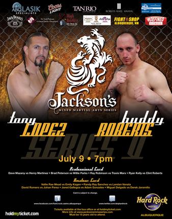 Jackson's MMA Series 5