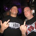 Diaz middle finger